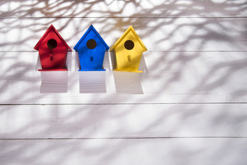 Homes for birds