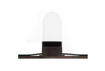 Energy saving lamp empty case