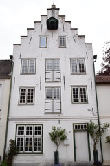 Altstadthaus in Friedrichstadt