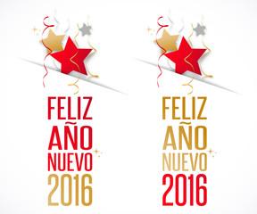 Feliz 2016 Año Nuevo