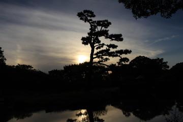 大阪観光 住吉公園