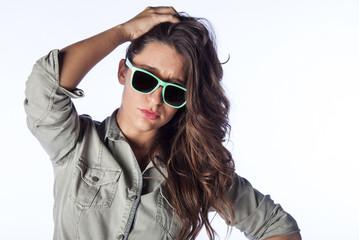 Modelo de gafas