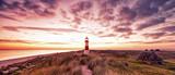 Leuchtturmpanorama Sylt