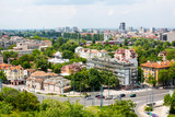 View of Plovdiv city, Bulgaria
