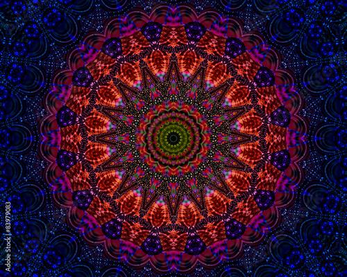 Mandala good vibes and energy - 83979083