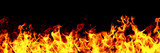 Fototapety Fire and flames !