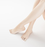 Gambe donna nude