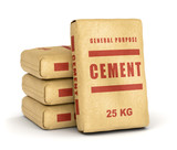 Cement bags pile - 84013637