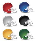 Fototapety Helmet Collection