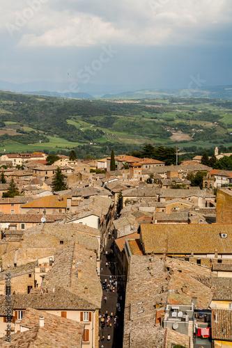 Fotobehang Overige Orvieto, Perugia, Umbria, Italia
