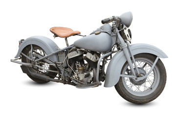 Moto américaine 39-45 © hcast