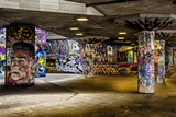 Fototapety Graffiti - Urban London
