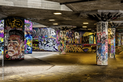 Graffiti - Urban London
