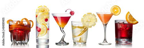 Fototapeta IBA cocktails