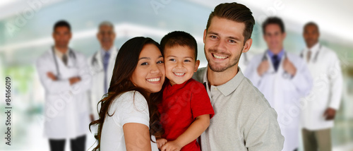 Doctors and Family