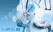 Detaily fotografie Medical, doctor, background.