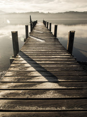 wooden jetty (236) © 1stGallery