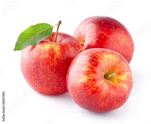 Red apples - 84273812