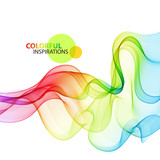 Fototapety Abstract colorful background. Vector.