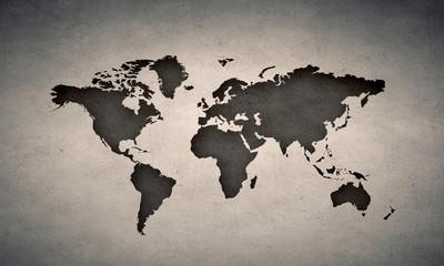 World map © Sergey Nivens
