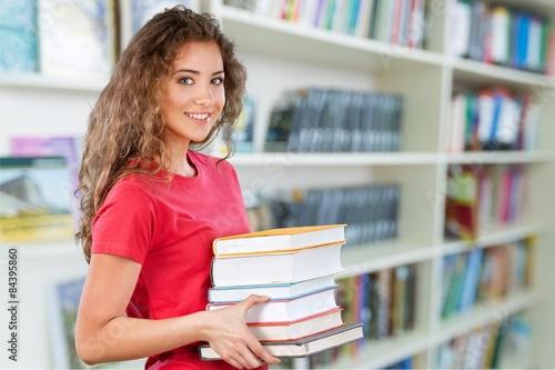 Book, Student, University. - 84395860