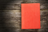 Fototapety Old open book