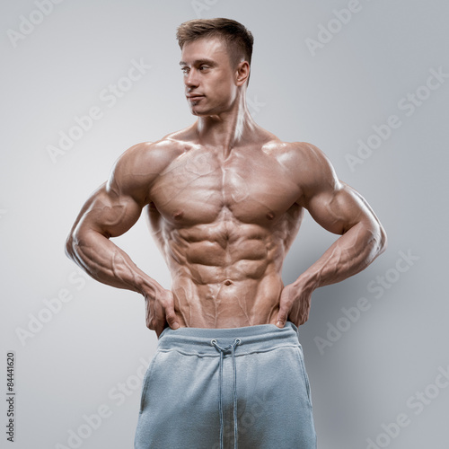 Male physique ripped The Essential