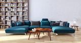 Soggiorno con divano