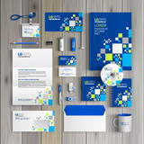Stationery template design - 84516457
