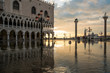 Alba a Venezia, piazza san marco