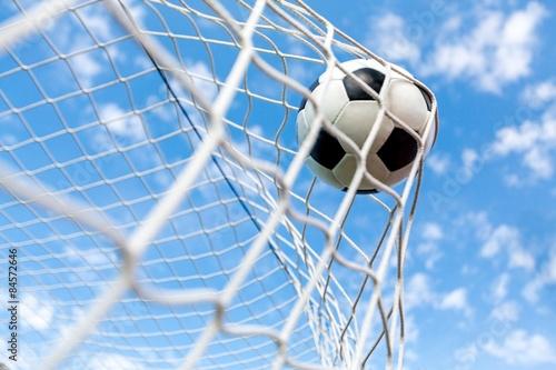 Soccer, Goal, Soccer Ball.