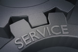 Service Concept with Gears
