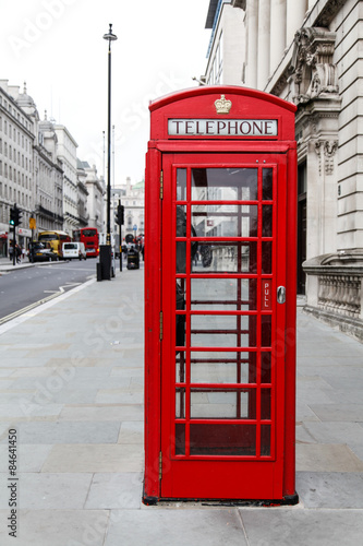 London, phonebooth