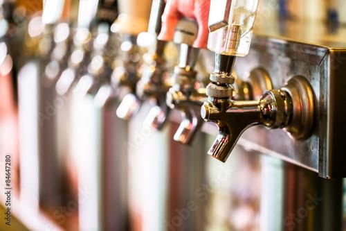Draft beer Poster