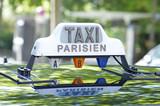 Fototapety Taxi parisien