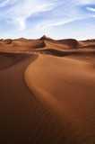 Fototapeta Arenas infinitas. Sahara, Marruecos.