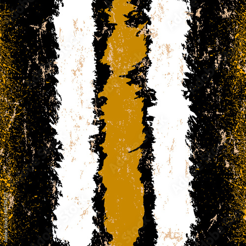 abstract background, with strokes and splashes - 84796272