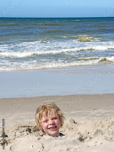 Foto op Canvas Noordzee Strand-Urlaub 9