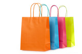 Fototapety shopping bags