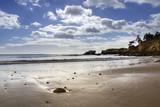 Western Algarve beach scenario of St.Eulalia poster