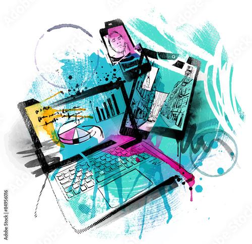 Media Sketch - 84956016