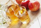 Fototapeta Apple juice