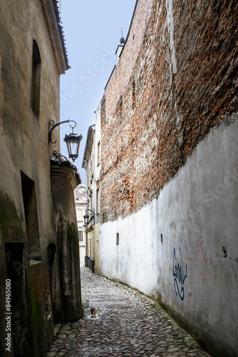narrow streets of Old Town Kosice © BestPhotoStudio