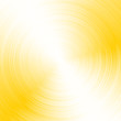sun circularize the yellow white background