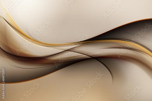 Niesamowite brązowy nowoczesny streszczenie tło
