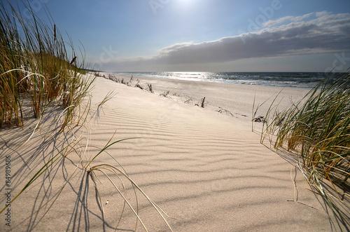 Mrzeżyno, plaża © Dejan Gospodarek