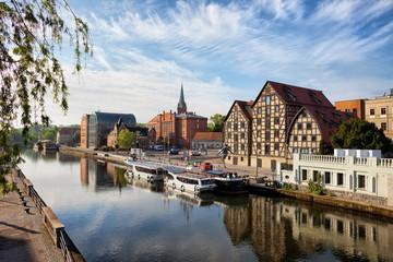 City of Bydgoszcz in Poland