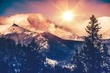 Colorado Mountains Vista - Fine Art prints