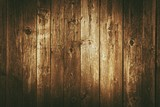 Fototapety Dark Vintage Wood Backdrop