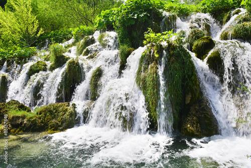 Fototapeta beautiful waterfalls
